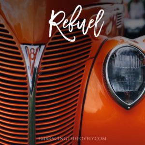 Refuel for God's Amazing Race