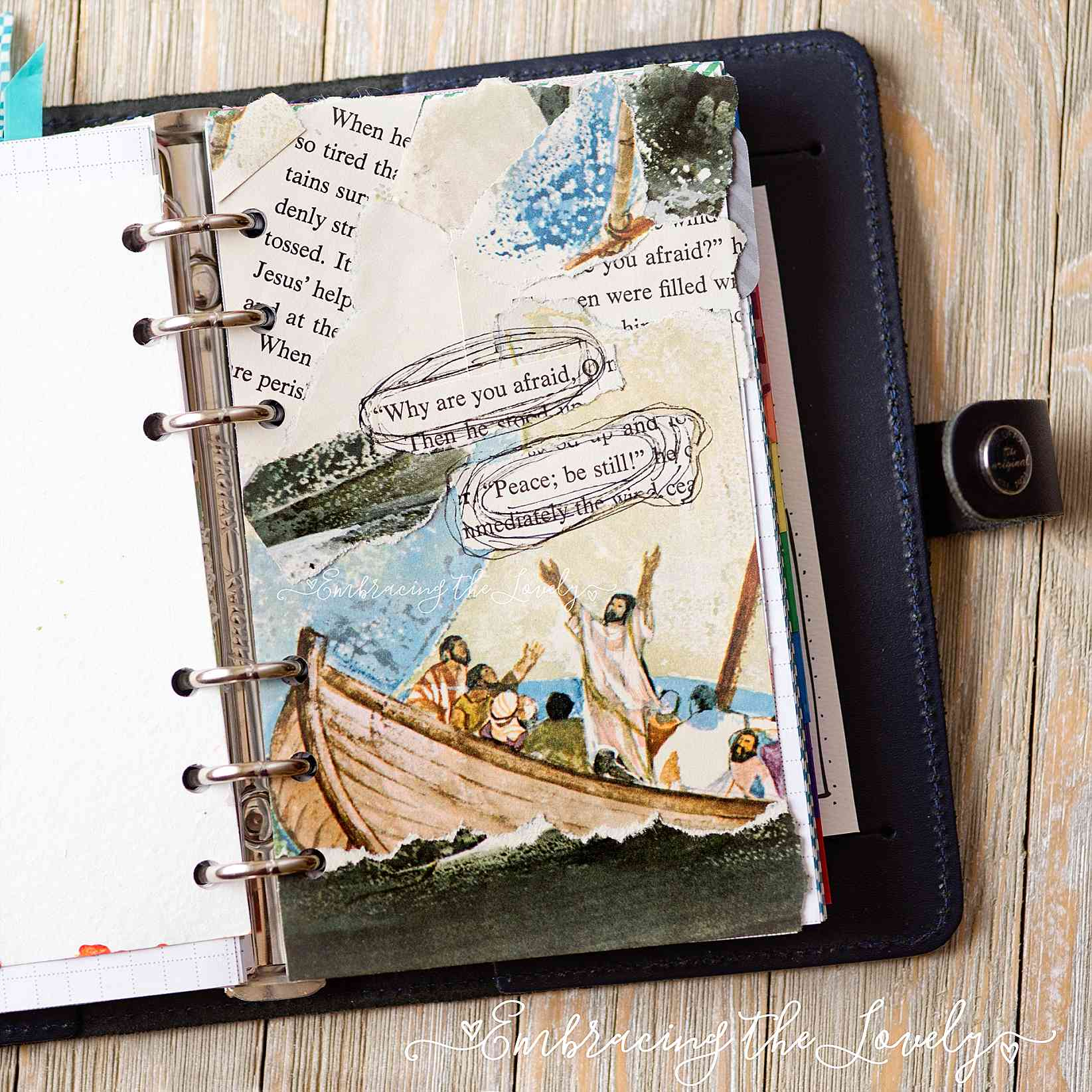 How to Do Faith Art Journaling with Children's Books with Hey Creative Sister