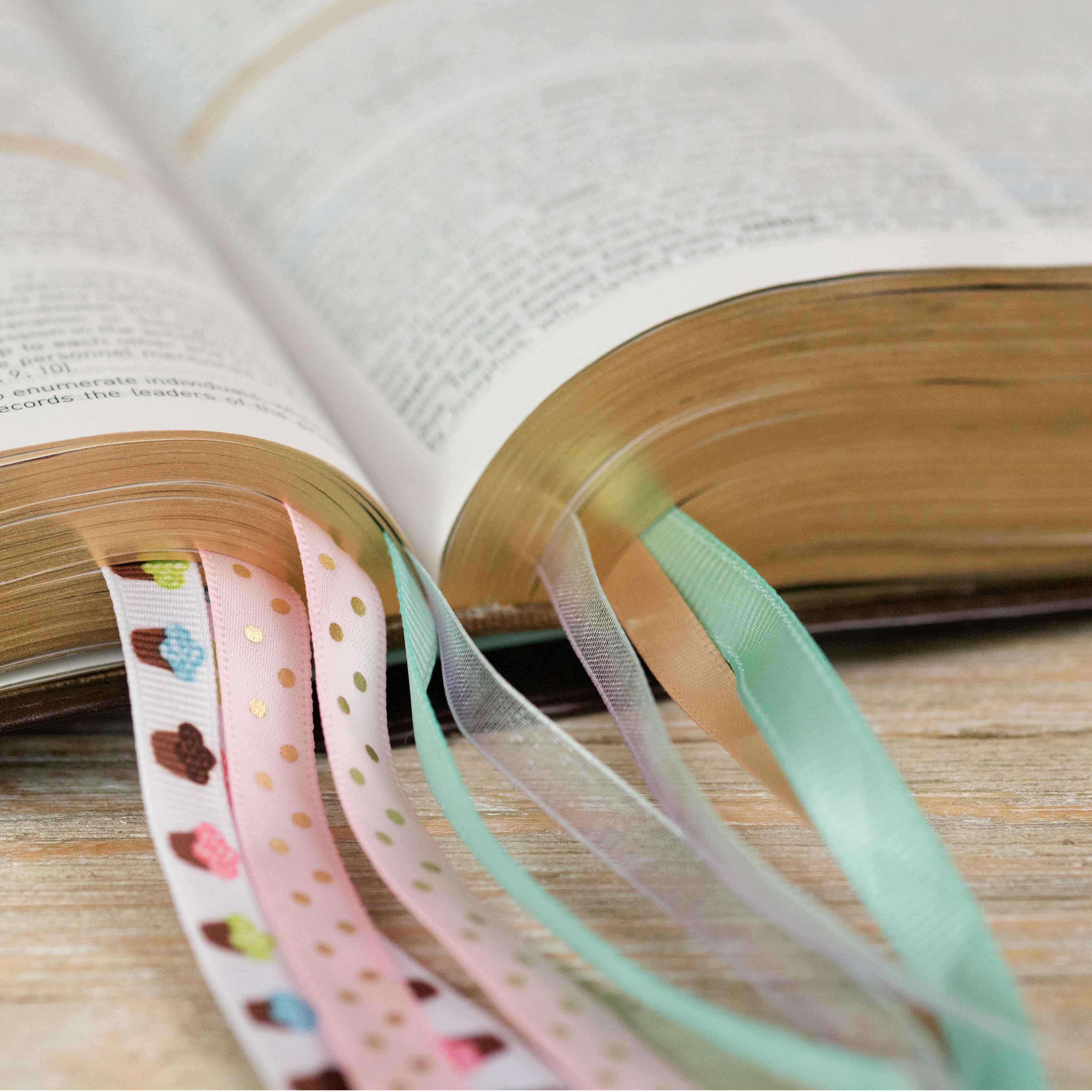 Personalized Bible Bookmarks