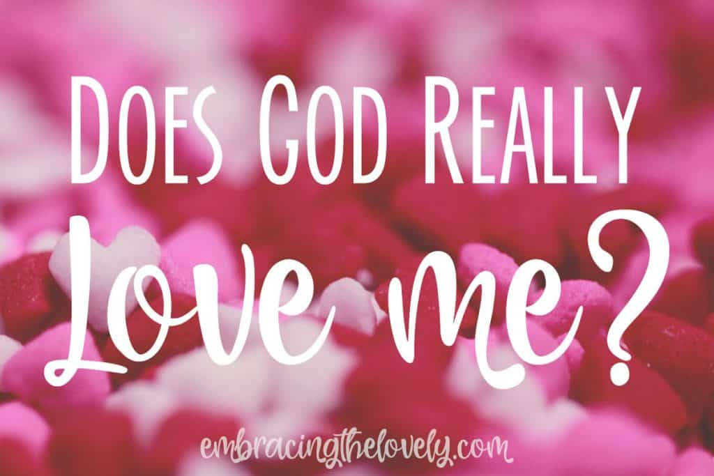 How Do I know If God Loves Me With Hey Creative Sister