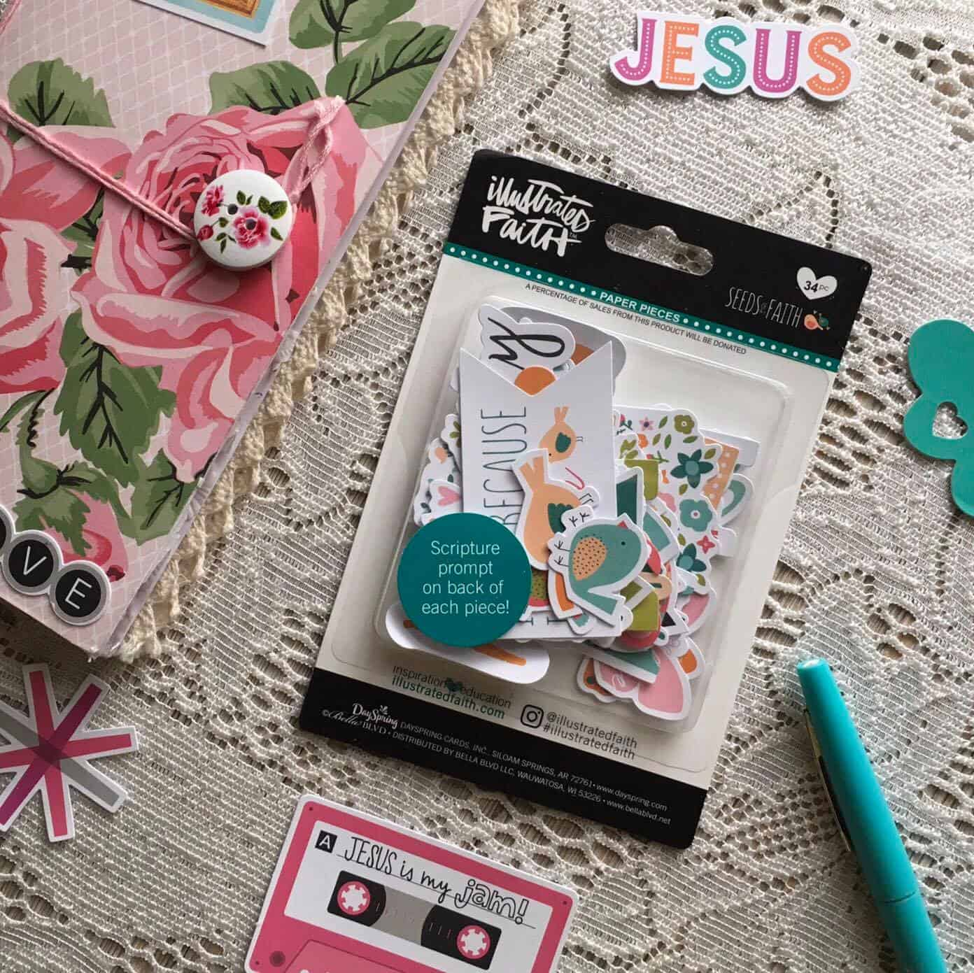 You CAN learn to bible journal!  Get started in journaling your faith and learn How to Start Bible Journaling for Beginners with Hey Creative Sister