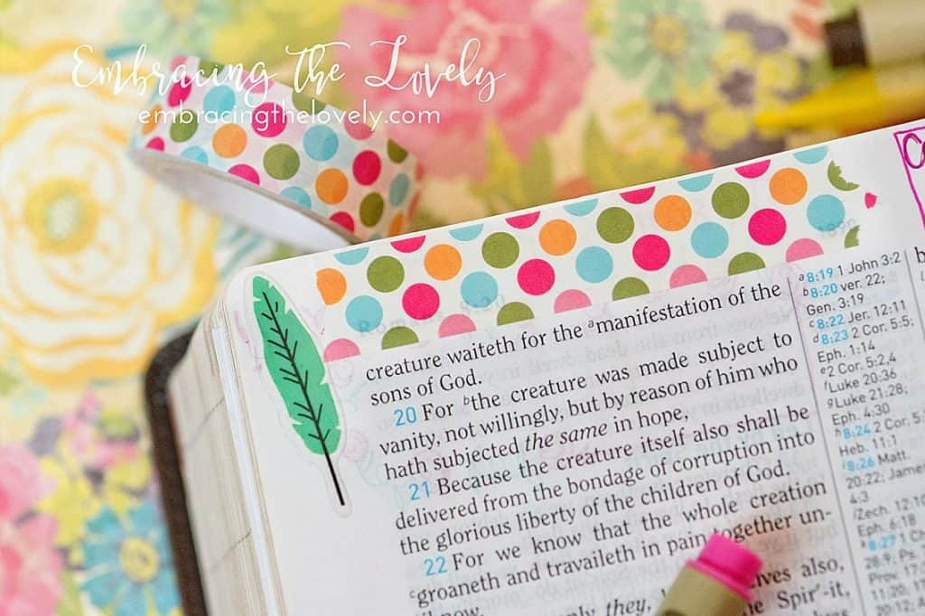 Micro Bible Journaling Resource Guide with Hey Creative Sister