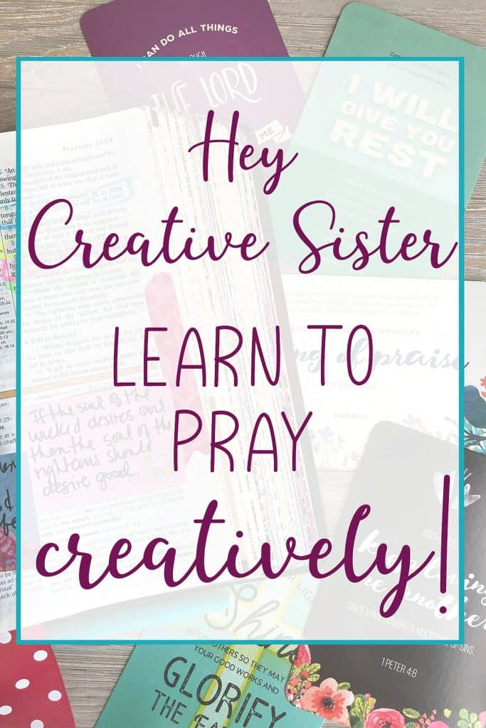 Personal Prayer Ideas using 10 Creative Acronyms