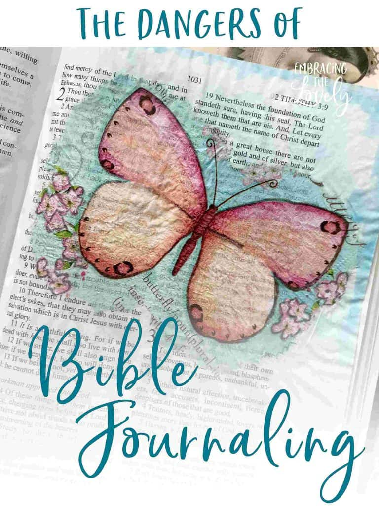 Can Bible Journaling be Sinful