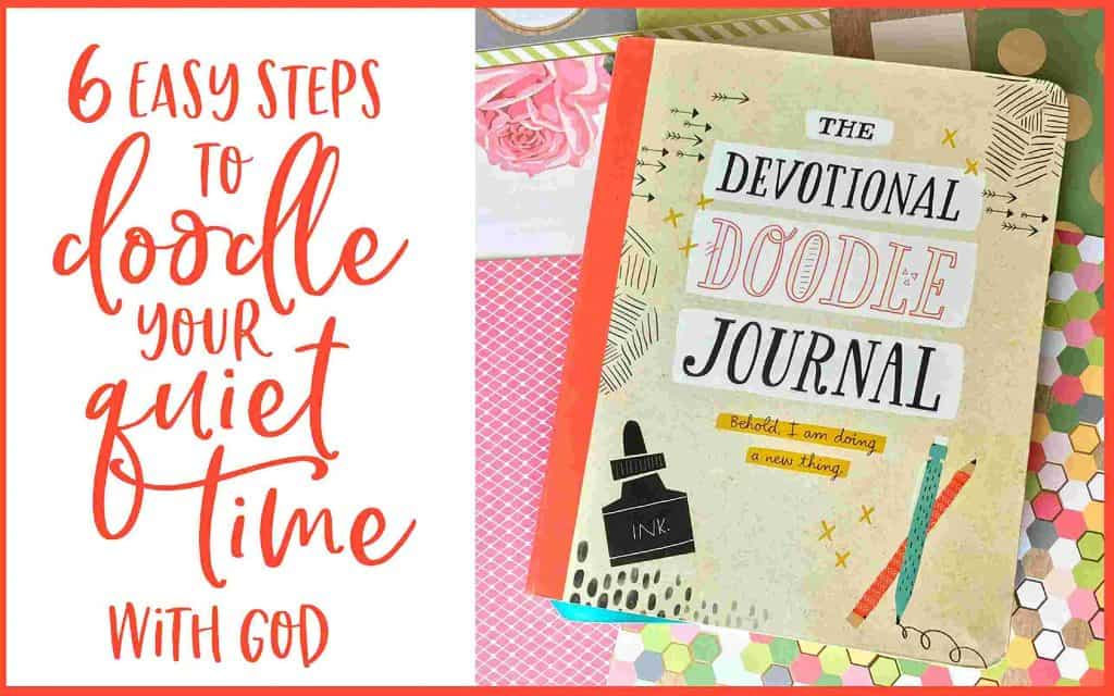 How to Scripture Doodle in 5 Easy Steps