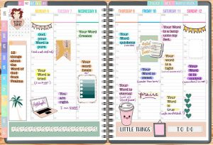 Make Your Own Praise Planner and Praise the Lord Every Day!