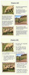Digital Scripture Writing Examples