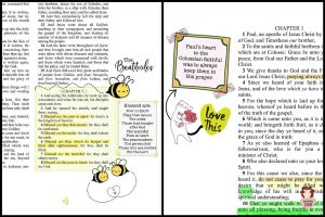 How to Get Started with Digital Bible Journaling