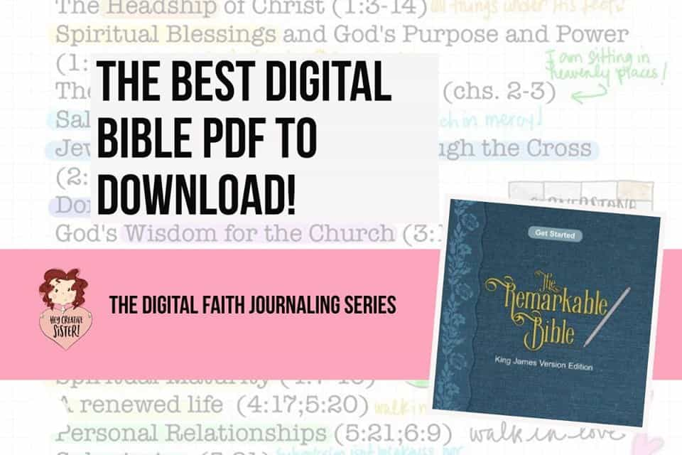 Free Bible to Download