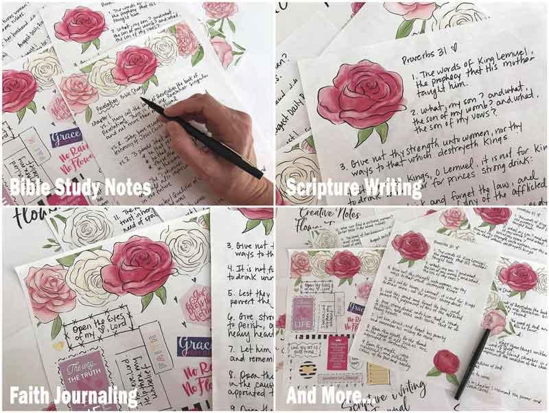 Make Faith Journaling Easy