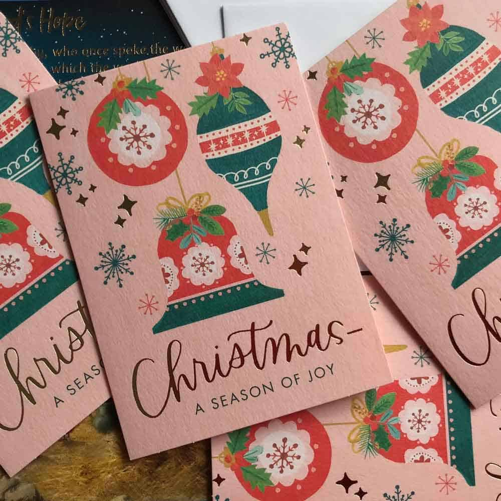 Christmas Cards that Celebrate the birth of Jesus