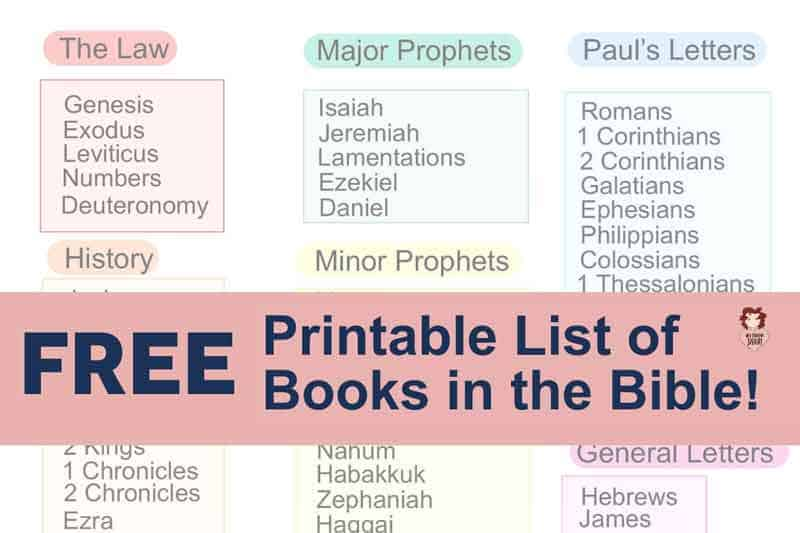 Bible Books PDF