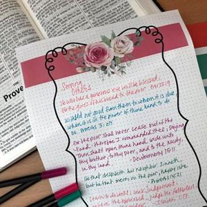 Serving Others Scriptures